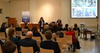 Zdjęcie z konferencji Pełno(s)prawny Student