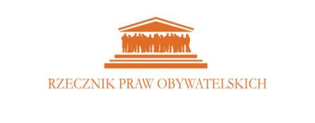 Logotyp Rzecznika Praw Obywatelskich