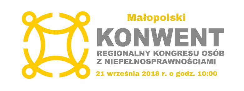 Banner Małopolski Konwent Regionalny