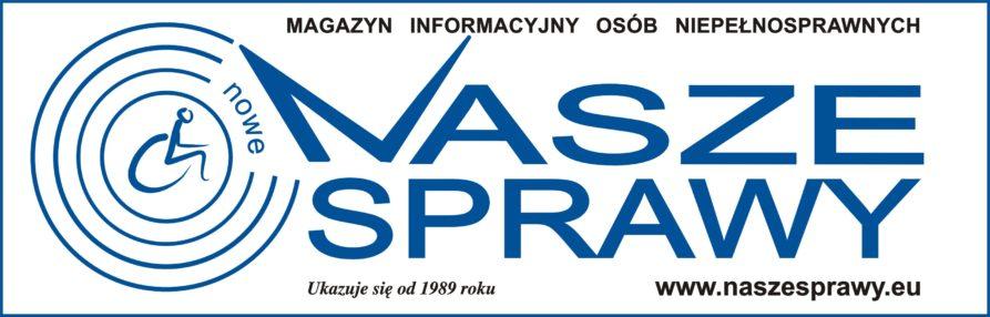 """Logotyp """"Nasze Sprawy"""""""