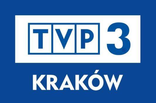 Logotyp TVP3 Kraków