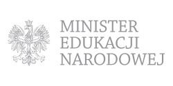 Logotyp Minister Edukacji Narodowej