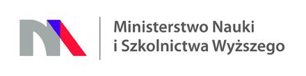 Logotyp Ministerstwa Nauki i Szkolnictwa Wyższego