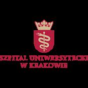 logotyp szpitala uniwersyteckiego w Krakowie