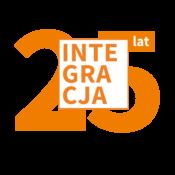 logotyp magazynu Integracja, patrona medialnego Małopolskiego Konwentu osób z niepełnosprawnościami