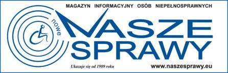 logotyp magazynu informacyjnego nasze sprawy, patrona medialnego małopolskiego konwentu
