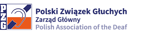logotyp polskiego związku głuchych