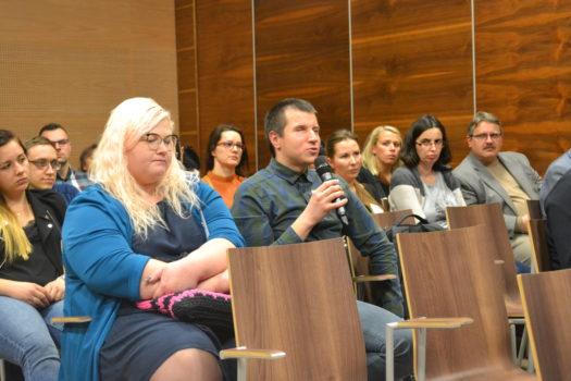pytania z sali w związku z projektami