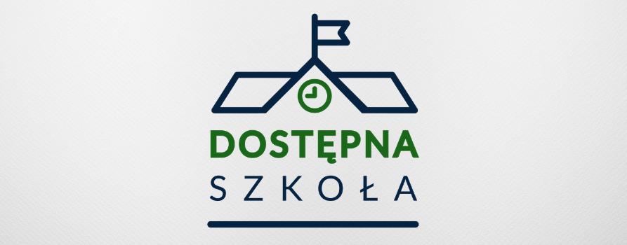 logo Dostępnej Szkoły